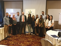 """Tanmeyah held a """"Basic and Advanced Marketing & Communication"""" Training supported by EU"""